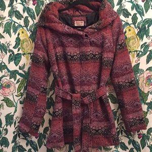 Mossimo Aztec Printed Jacket